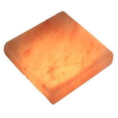 Гималайская соль, плитка 10х10х2,5 см