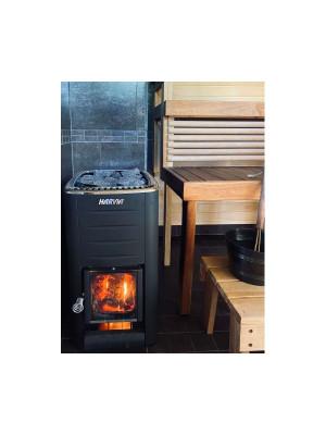 Купить дровяную печь HARVIA M2