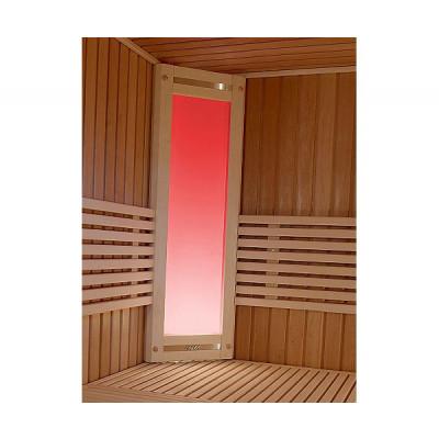 Цветная подсветка (корпус из осины)