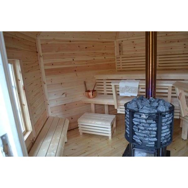 Купить дровяную печь Narvi Kota Inari
